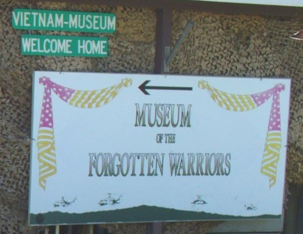 Museum of Forgotten Warriors